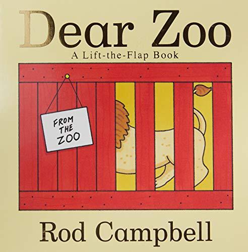 Dear Zoo: A Lift-the-Flap Book (Best Garage Door Motor)