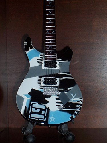 Mini Guitar LINKIN PARK MIKE SHINODA CHESTER Display GIFT