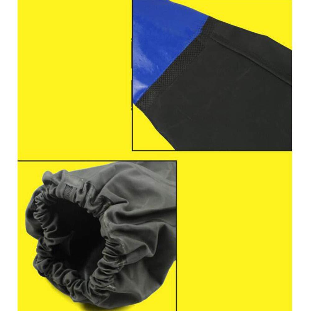 65cm Caoutchouc YIWANGO Longue Imperm/éable Gants avec des Manches Antid/érapant R/ésistant /à lusure R/ésistant Aux Acides Et Aux Alcalis Protection La Peche Industrielle