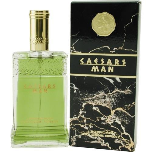 Caesars Man ~ Legendary Cologne Spray 4.0 oz / 120 ml New in Box