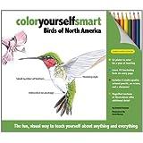 Color Yourself Smart: Birds of North America