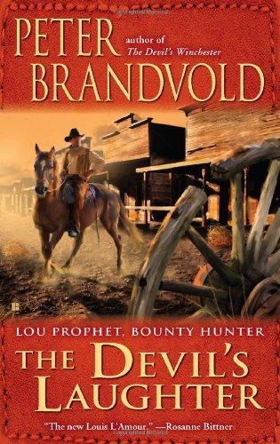Lou Prophet Bounty Hunter Book Series border=