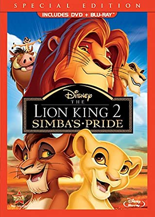 The Lion King Ii: Simba's Pride by Amazon