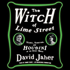 The Witch of Lime Street Audiobook