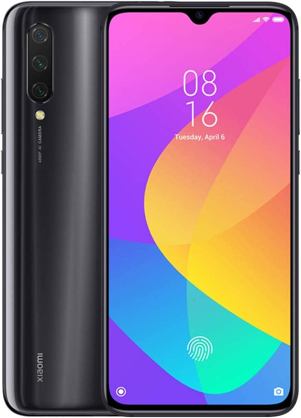Xiaomi Mi 9 Lite Dual SIM 128GB 6GB RAM Gray: Xiaomi: Amazon.es ...