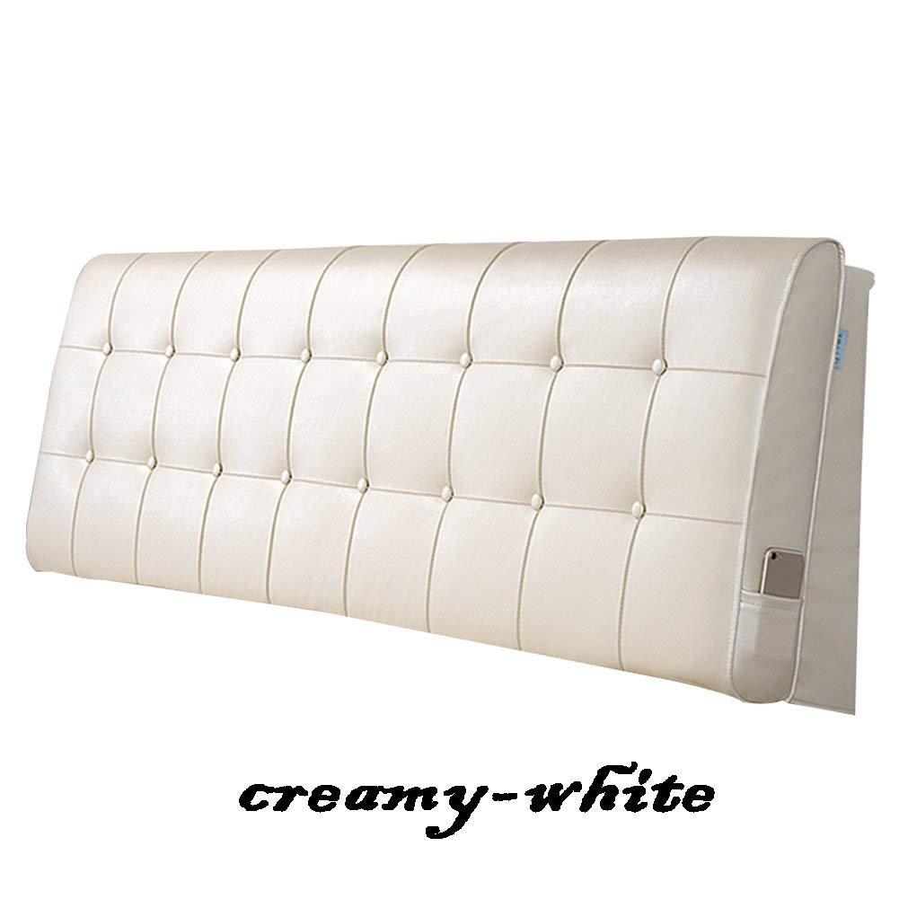 SXT 取り外し可能なベッドバッククッションパッド入りカバー枕ヘッドボード寝具ソファ腰椎パッド (Color : B, サイズ : 150x10x60CM) B07R9XVS5P B 150x10x60CM