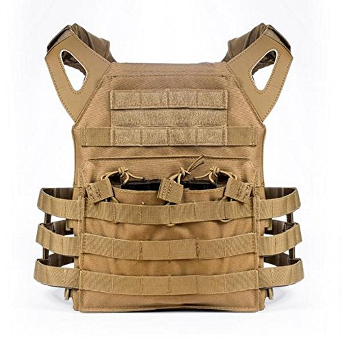 WTS Military Style Tactical Vest Molle System - 9 Color -