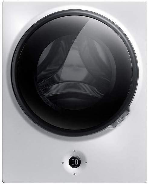 RMXMY Portátil Lavadora - máquina Lavadora con Ciclo de Lavado y Centrifugado Compartimentos Mini pequeño Tambor de Lavado automático de máquina 48 × 30 × 60 cm