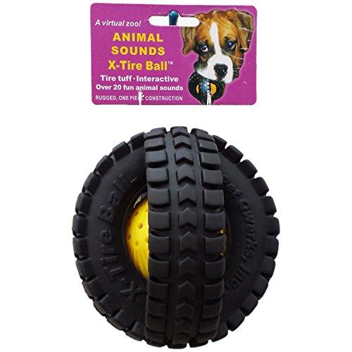 (Medium Animal Sounds X-Tire Ball-)