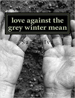 Book love against the grey winter mean