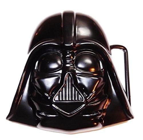 Belt Buckle 3d (Star Wars Darth Vader 3D Metal Enamel Belt Buckle)