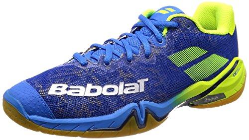 Badminton Uomo Blau Scarpe Blu Babolat Da Fwfq8f