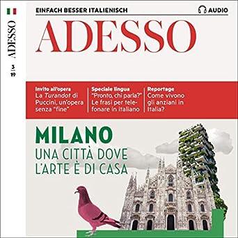 Amazon.com: ADESSO Audio - Milano. 3/2019: Italienisch ...