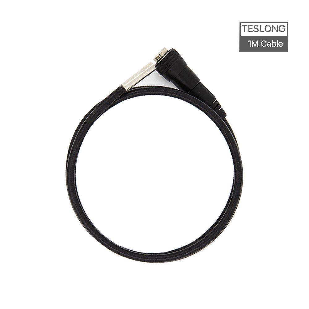Teslong Endoscope probe, 5.5mm Diameter Flexible Probe Extension for NTS200 Endoscope Borescope (3 Meter) Teslog
