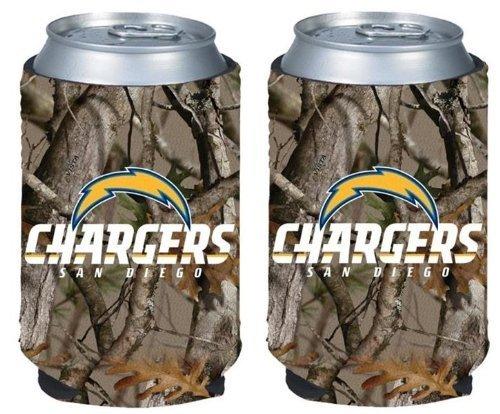 NFL Football Vista Camo Beer Can Kaddy