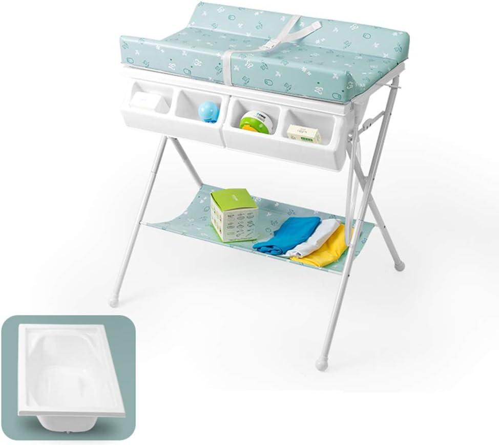 折り畳み式浴槽の変更のマットが付いている赤ん坊の変更のテーブルのWickelkommode