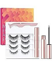 Magnetic Eyelashes and Magnetic Eyeliner Set