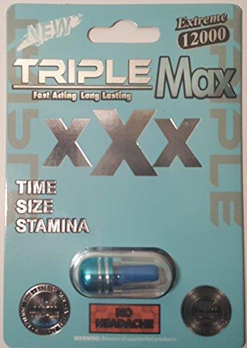 Triple XXX max Box of 20