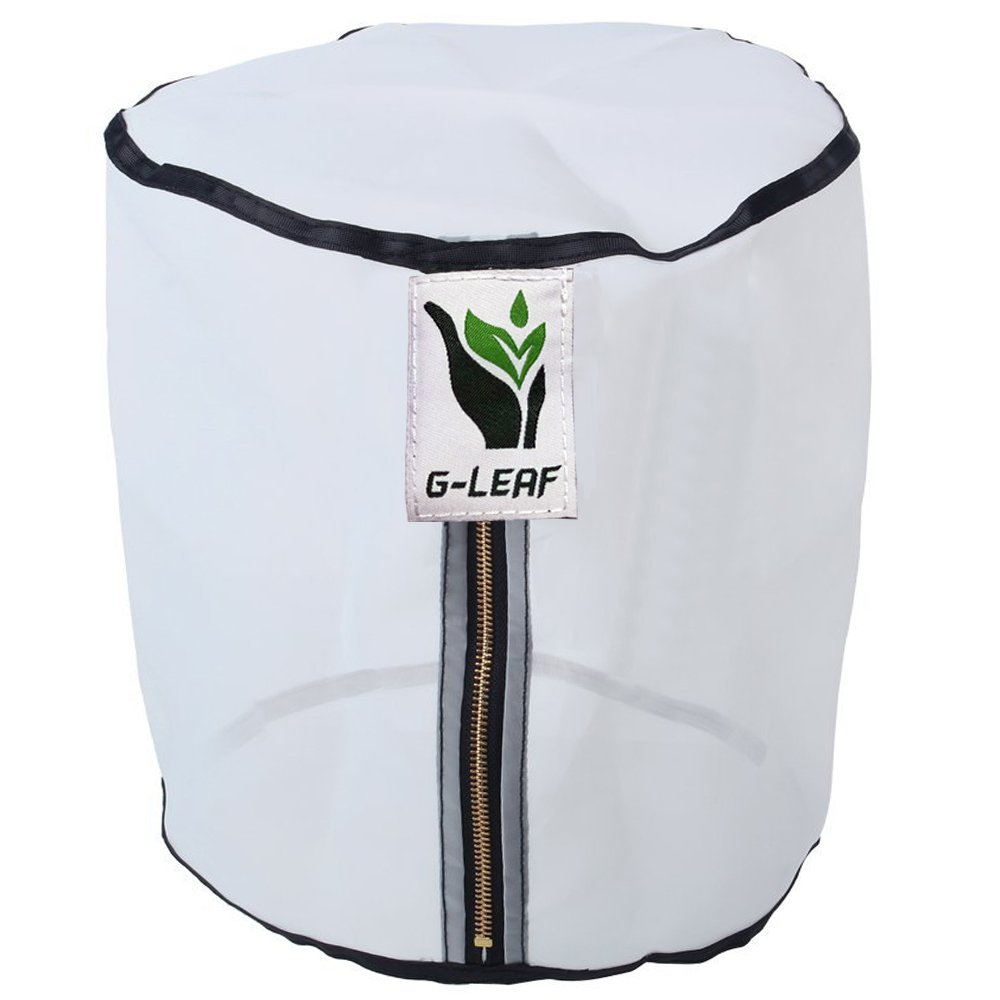 G-LEAF 20 Gallon 220 Micron Zipper Bubble Extraction Bag for Extractor Washing Machine Telafu