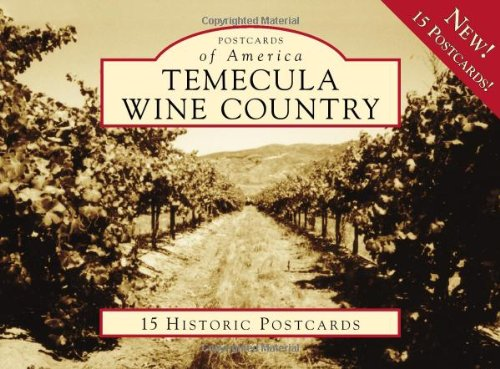 Temecula Wine Country (Postcards of - Temecula Stores
