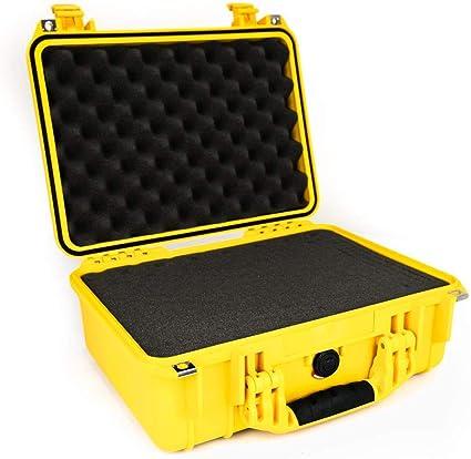Peli 1450 Bruchfestes Peli Case Für Wertvolle Kamera