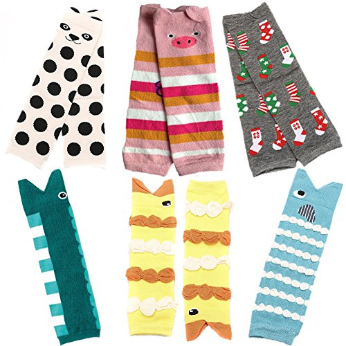 Sept.Filles Baby and Toddler Leg Warmers 3.15