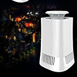 SunYiXin Mosquito killing lamp,household electronic mosquito killer,intelligent light control,quiet and no radiation,white