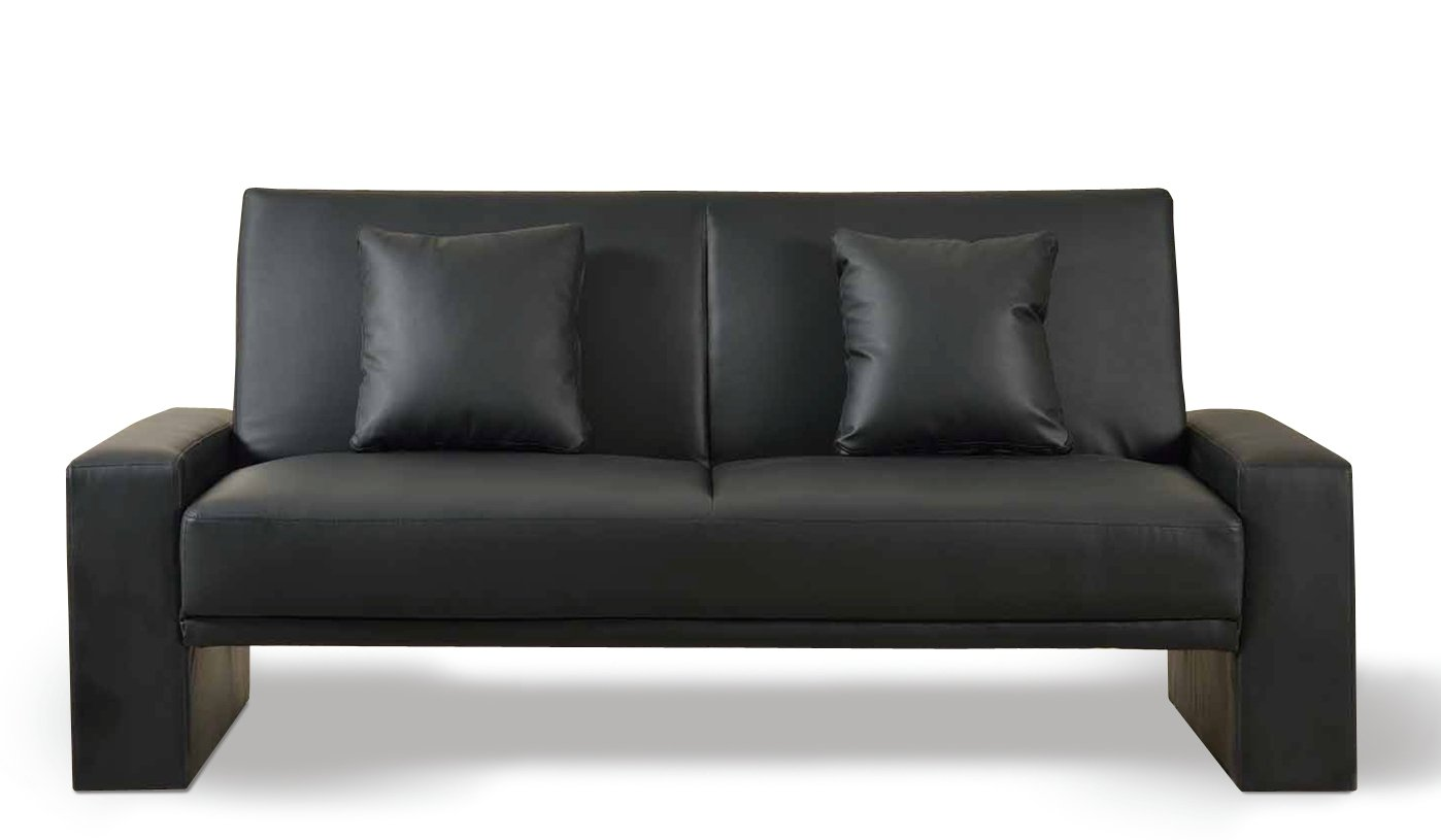 foot cool iron person shape black uncategorized sectionals comfortable faux sofa leather couch three sit design color rectangular modern pleather to