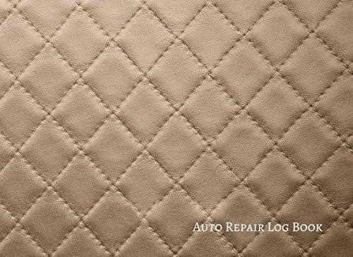 auto repair log book vehicle maintenance log journals for all