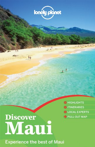 Price comparison product image Lonely Planet Discover Maui (Travel Guide)