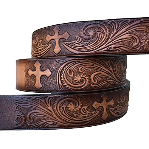 hot sell High Springs Leather Children's Name Western Cross Personalized supplies