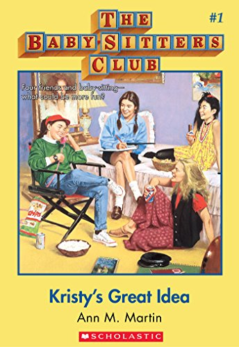Image result for the babysitters club kristy's great idea