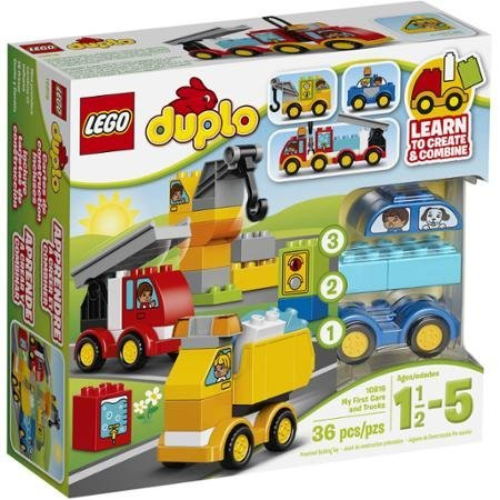 LEGO-DUPLO-My-First-My-First-Cars-and-Trucks-10816-WLM