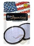 Blue Signature 12 MR. COFFEE Filter Discs compatible carbon filter for Mr. Coffee water filter replacement discs (12) For Sale