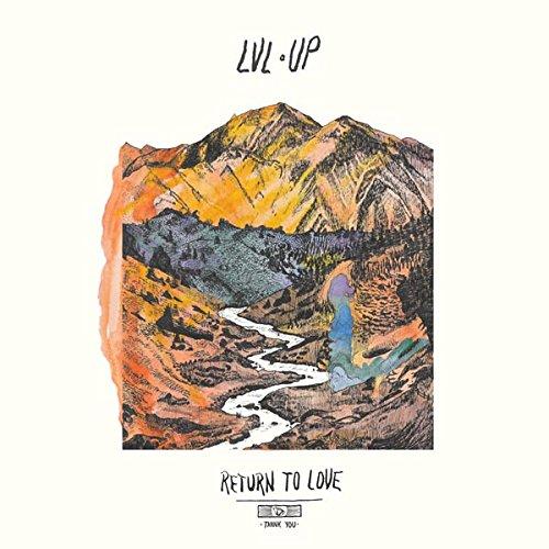 Cassette : Lvl Up - Return To Love (Cassette)