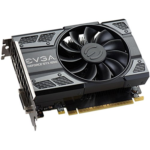 EVGA GeForce GTX 1050 GAMING, 2GB GDDR5, DX12 OSD Support (PXOC) Graphics Card 02G-P4-6150-KR by EVGA