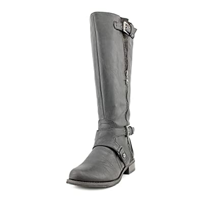 G by Guess Womens Hertlez Closed Toe Knee High Fashion Boots