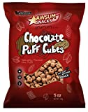 Chocolate Puff Cubes, 5 oz bag (Pack of 9 bags)