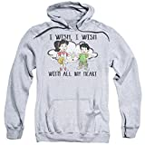 DRAGON TALES Wish With All My Heart Mens Pullover Hoodie