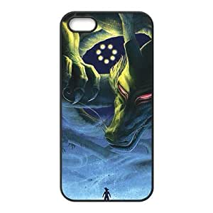 Dragon Ball Fashion Comstom Plastic case cover For Iphone 5s