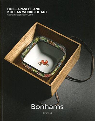 Fine Japanese and Korean Works of Art - September 14, 206 Bonham's New York Auction - Suit Zenga