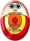 NobleEgg Egg Timer | Soft Hard Boiled Egg Timer That Changes Color When Done | No BPA, Certified