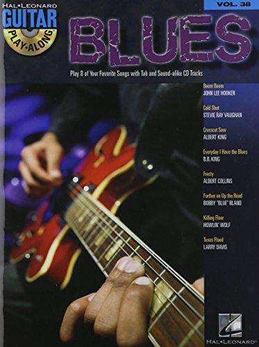 Blues: Guitar TAB Play-along: 38 (Hal Leonard Guitar Play-Along) by Hal Leonard Publishing Corporation (Creator) (2-Jun-2006) Paperback ()