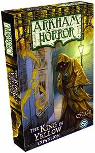 Edge Entertainment - El Rey de Amarillo: Arkham Horror, juego de mesa (EDGAH04): Fantasy Flight Games: Amazon.es: Juguetes y juegos