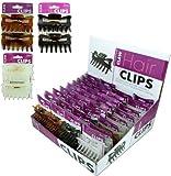 2-Pack Claw Hair Clips 36 pcs sku# 1278735MA