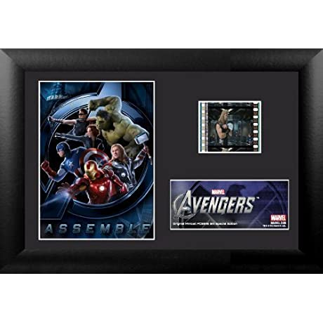 Trend Setters Ltd The Avengers S1 Minicell Film Cell By Trend Setters Ltd
