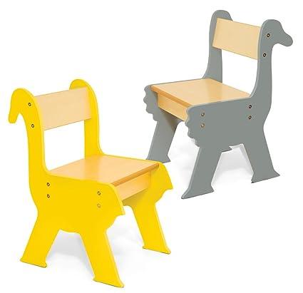 Pu0027kolino Safari Duck And Ostrich Chairs