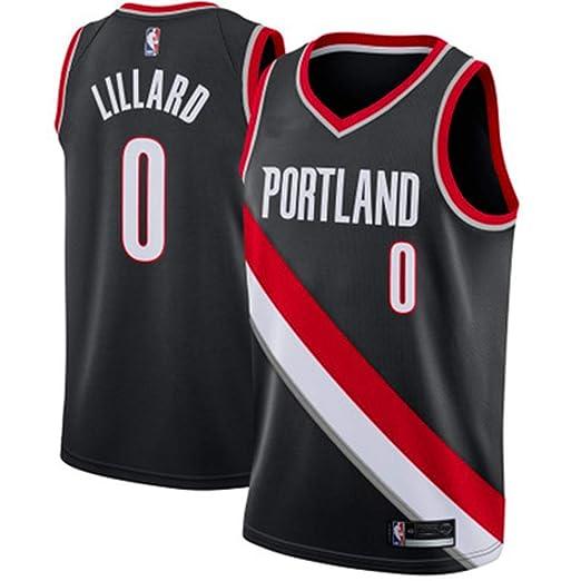 Li Kun Peng Lillard NO.0 Trailblazers New York Knicks Jersey Traje ...