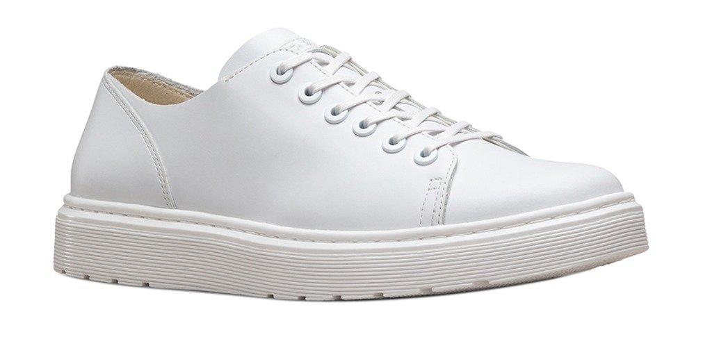 Dr. Martens Unisex Dante Sneaker White Venice Size UK 12 (13 M US Men) by Dr. Martens