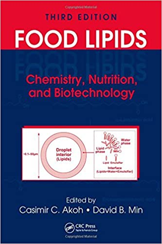 Food Lipids, Chemistry, Nutrition and Biotechnology 2nd Ed. - A. Akoh, D. Min [PDF]
